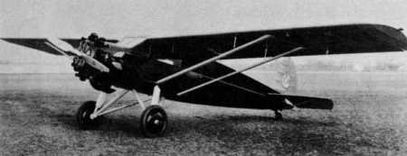 "Early Aircraft: Verville ""Air Coach,"" October 1930"