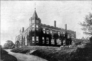 A Phorotgraph of Dr. Barnardo's Babies' Castle