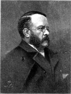 A Photograph of Dr. Barnardo
