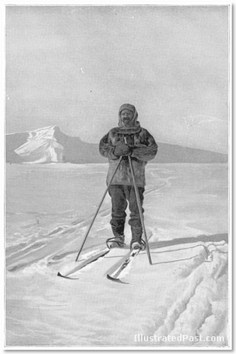 Antarctica: An Expedition Member on Skis