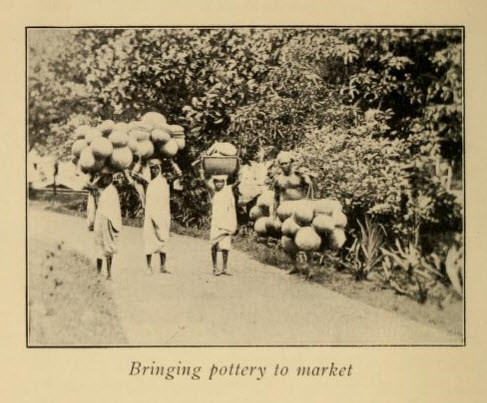 Bringing Pottery to Market